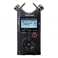 TASCAM DR40X | Grabadora Portátil de 4 Canales e Interfaz de Audio USB de 2 Entradas / 2 Salidas