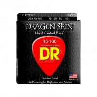 DR STRING DSB-45   Cuerdas para Bajo Dragon Skin Calibres 45-105