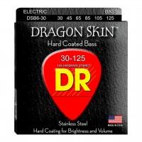 DR STRING DSB6-30 | Cuerdas para Bajo de 6 Cuerdas Dragon Skin Calibres 30-125
