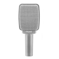 Sennheiser E609SILVER   Microfono para Guitarra Y Estudio En Vivo Plateado
