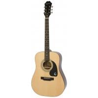 EPIPHONE EA10NACH1 | Guitarra Acústica Songmaker DR-100 Natural