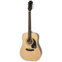 EPIPHONE EA10NACH1 | Guitarra Acústica DR100 Natural