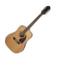 Epiphone EA2TNACH1 | Guitarra acústica de 12 Cuerdas Natural