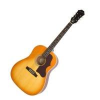 Epiphone EAE5FCNH3 | Guitarra Acústica Faded Cherry J-45 de 1963