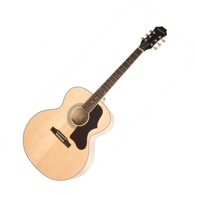 Epiphone EAEANANH3   Guitarra Acústica EJ-200 Artist Natural