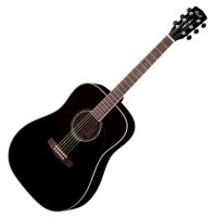 CORT EARTH100-BK | Guitarra Acústica Folk Negra
