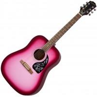 EPIPHONE EASTARHPPCH1 | Guitarra Acústica Starling Hot Pink Pearl