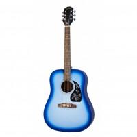 EPIPHONE EASTARSLBCH1 | Guitarra Acústica Starling Starlight  Blue