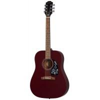 EPIPHONE EASTARWRCH1 | Guitarra Acústica Starling Wine Red