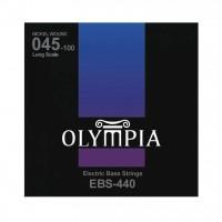 OLYMPIA EBS440 | Cuerdas para Bajo Eléctrico Calibres 45-100