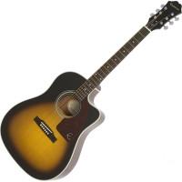 EPIPHONE EE21VSCH1   Guitarra Electroacústica AJ-210CE Outfit Vintage Burst