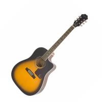 Epiphone EE2SVSNH3 | Guitarra Electroacustica AJ-200Sce Vintage Sunburst