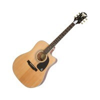 Epiphone EEPUNACH1 | Guitarra Eléctrica Acústica Natural