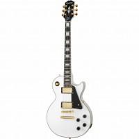 EPIPHONE EILCAWGH1 | Guitarra Eléctrica Les Paul Custom Alpine White