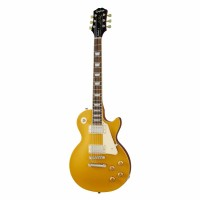 EPIPHONE EILS5MGNH1 | Guitarra Eléctrica Les Paul Standard 50'S Metallic Gold
