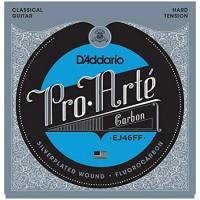 DADDARIO EJ46FF   Cuerdas para guitarra clásica Pro Arte tensión alta