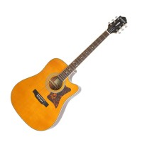 EPIPHONE EMECNANH3 | Guitarra acústica MASTERBILT DR-500MCE NATURAL