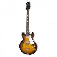 EPIPHONE ETCCVSNH1 | Guitarra Eléctrica Casino Coupe Vintage Sunburst
