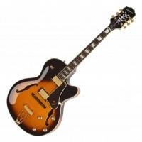 EPIPHONE ETEPVSGH1 | Guitarra Eléctrica Joe Pass Emperor-II PRO Vintage Sunburst