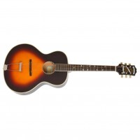 EPIPHONE ETZ1VSNH1 | Guitarra Electroacústica Zenith Masterbilt Century Collection Vintage Sunburst