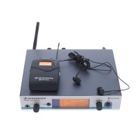 Sennheiser EW300IEMG3-B | Sistema de Monitoreo Inalámbrico In-Ear Banda B
