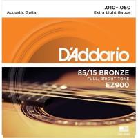 DADDARIO EZ900   Cuerdas para Guitarra Acústica Calibres 10-50