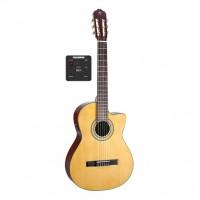 PALMER GUITARS FINA-CEQ-N-FSH | Guitarra Electroacústica con Eq Fishman Natural