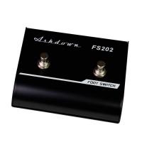 ASHDOWN FS-2-B | Interruptor de Pedal Doble Heavy Duty 4m Cable