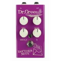 DR GREEN  FS-DRG-DN | Pedal para bajo Doctors Note