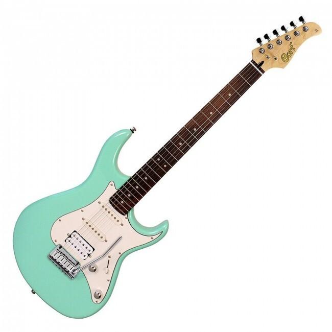 CORT G260DX-SFG   Guitarra Eléctrica Sea Foam Green