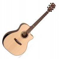 CORT GA-PF-BEVEL-NAT | Guitarra Acústica Folk Natural