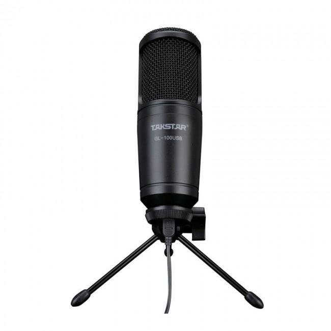 Takstar GL100USB | Micrófono Condenser USB