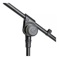 Gravity | GMS2212B Soporte de Micrófono Corto con Boom Telescópico