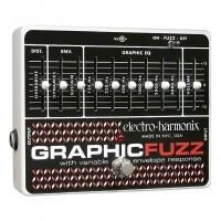 ELECTRO HARMONIX GRAPHIC-FUZZ |  Graphic Fuzz XO Fuzz