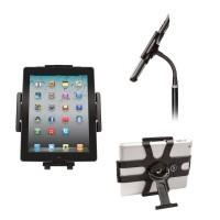 ULTIMATE SUPPORT HYP-100LT | Soporte Profesional para iPad 3 en 1 - 2ª,3ª y 4ª Generación