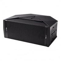 Nexo ID24-T12040 | Altavoz Negro Compacto de Rango Completo de 132mm x 233mm