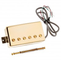 GIBSON IM98T-GH |  Mic 498T Gold Cover Bridge Hot Alnico
