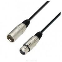 ADAM HALL K3IPP0600   Cable de Instrumento de Jack 6,3 mm mono a Jack 6,3 mm mono 6 m