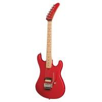 KRAMER K84ARACF1 | Guitarra Eléctrica The 84 Radiant Red