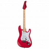 KRAMER KF21RUCT1   Guitarra Eléctrica Focus T-211S Ruby Red
