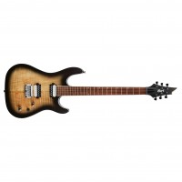 CORT KX300-OPRB | Guitarra Electrica Open Pore Raw Burst