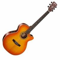 CORT L150F-LVBS | Guitarra Acústica Series Luce Light Vintage Burst