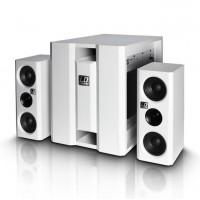 LD SYSTEMS LDDAVE8XSW | Sistema de audio portátil multimedia 2.1