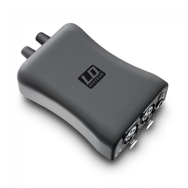 LD SYSTEMS LDHPA1 | Amplificador de auriculares para monitoreo