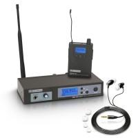 LD SYSTEMS LDMEI100G2B6 | Sistema de monitoreo in ear