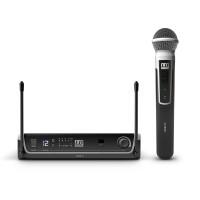 LD SYSTEMS LDU306HHD | Sistema Inalámbrico con Micrófono de Mano Dinámico