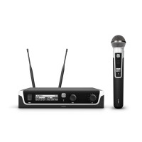 LD SYSTEMS LDU506HHD | Micrófono inalámbrico de mano