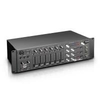 LD SYSTEMS LDZONE624 | Mezclador para instalaciones de 4 zonas
