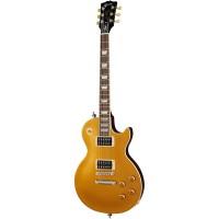GIBSON LPSSP00DGNH1| Guitarra Eléctrica Les Paul Slash Goldtop Dark Back