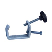 LION SUPPORT M402 | Morsa para Truss de Acero Fijación Inferior de 6mm